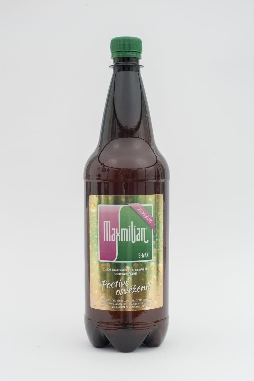 Pivo Maxmilian G-MAX